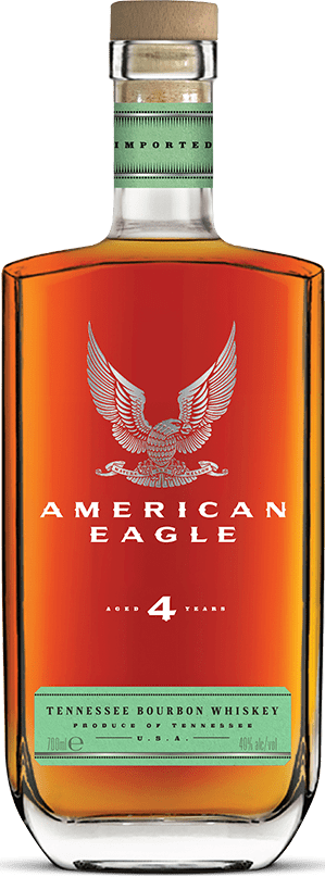 American Eagle Whiskey Aged 4 Years