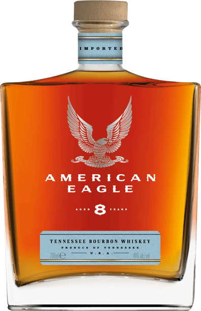 American Eagle Whiskey Aged 8 Years